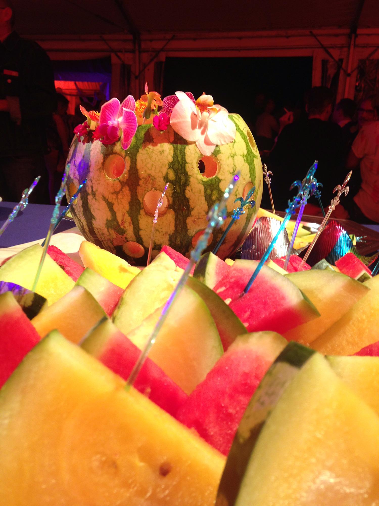 melonenplatte-buffet